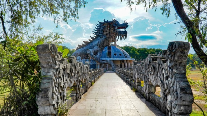 Công viên nước 'kinh dị' tại Huế từng lên báo Mỹ lại khô kiệt khác thường 196