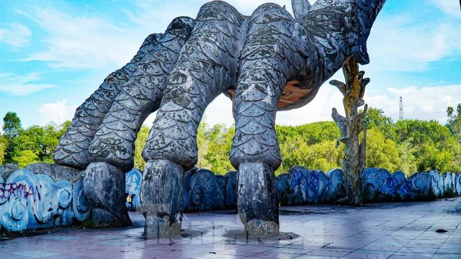 Công viên nước 'kinh dị' tại Huế từng lên báo Mỹ lại khô kiệt khác thường 242