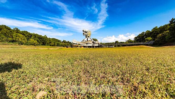 Công viên nước 'kinh dị' tại Huế từng lên báo Mỹ lại khô kiệt khác thường 200