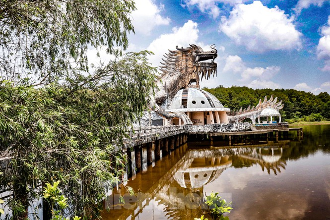 Công viên nước 'kinh dị' tại Huế từng lên báo Mỹ lại khô kiệt khác thường 194