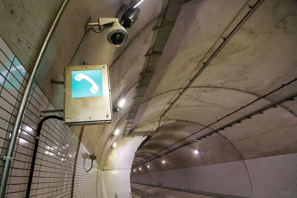 Hầm Hải Vân 2 trước ngày khánh thành 180