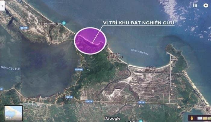 Công ty con của Văn Phú - Invest tham gia dự án sân golf gần 81ha ở Thừa Thiên Huế 148