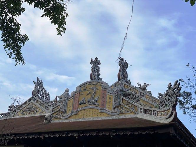 Sau trùng tu, ngôi cổ tự nổi tiếng bậc nhất xứ Huế bây giờ ra sao? 180