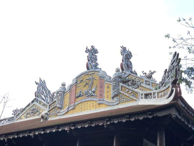 Sau trùng tu, ngôi cổ tự nổi tiếng bậc nhất xứ Huế bây giờ ra sao? 172