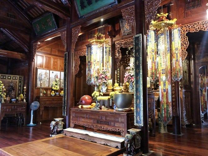 Sau trùng tu, ngôi cổ tự nổi tiếng bậc nhất xứ Huế bây giờ ra sao? 170