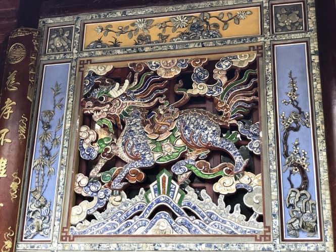 Sau trùng tu, ngôi cổ tự nổi tiếng bậc nhất xứ Huế bây giờ ra sao? 166