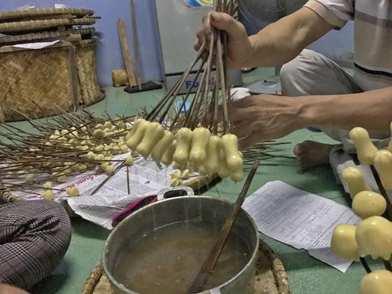 Độc đáo hương vị tết ở cố đô Huế qua bánh trái cây 162